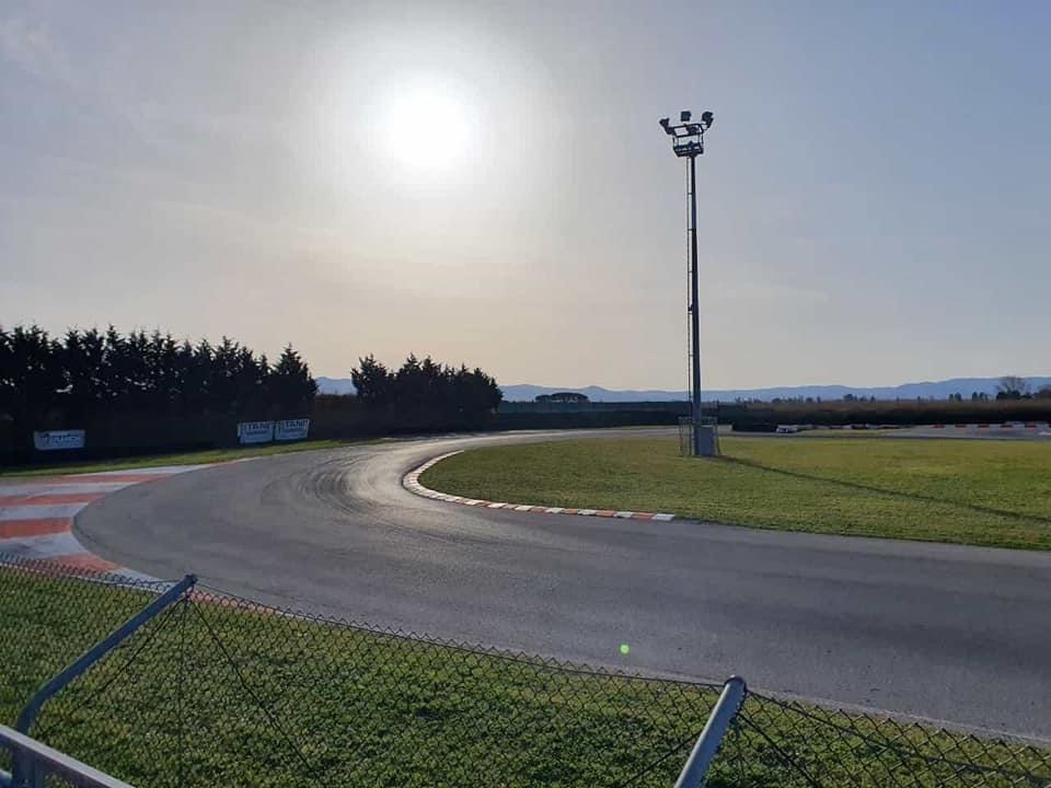Pista del Mare Kartodromo in Toscana